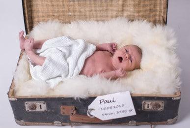 Baby-Shooting Paul